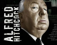 Alfred Hitchcock Commemorative Stamp Pane