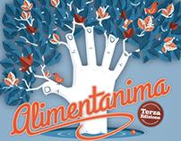 Poster Alimentanima