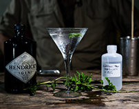 Travel : Hendrick's Gin