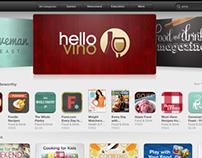 Hello Vino iPhone & iPad App (3.0)