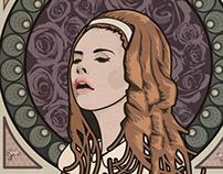 Lana Del Rey - Poster