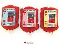 Blood Donation Labeling System