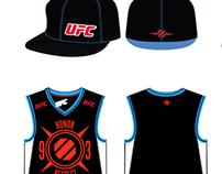 UFC apparel development