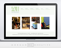 Accommodating Interiors Website Redesign, Brand Update