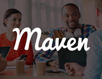 Maven - Brand Identity