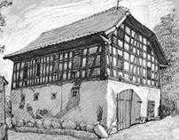 Прусский сарайчик