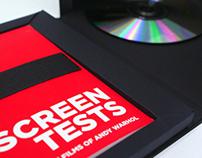 Andy Warhol DVD Box