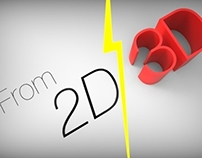 Logo's from 2D to 3D