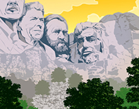 President Obama and the Illinois Presidents