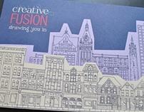 MIAD's Creative Fusion Invite 2013