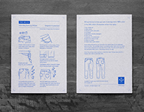 Utility denim brochure