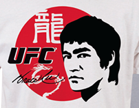 Bruce Lee Tee Collection