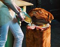 Dog Chow - Trashcan