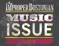 Improper Bostonian Music Issue Event