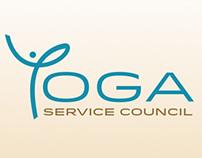 Yoga Service Council Rebranding