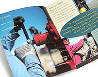 Annual Reports/ Brochures/Catalogs