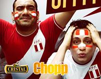 Perú - Chopp Cristal