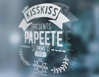 radio kisskiss & papeete