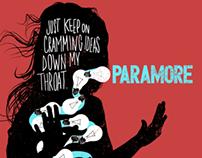 Paramore - Cramming Ideas