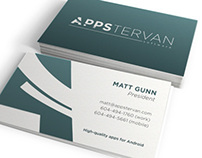 Appstervan Software: Branding and Website Design