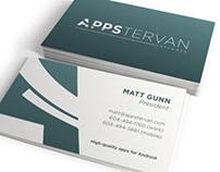 Appstervan Software: Branding and Website Design