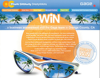 OC Power Getaway Sweepstakes