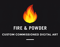 Fire and Powder Website (In Progress)