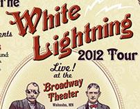 White Lightning 2012 - Poster Design