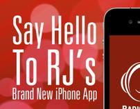 Radio Javan's iPhone App Design