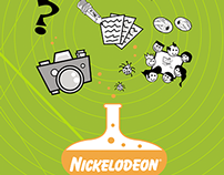 Nickelodeon: Needs & Analysis Book Illustration