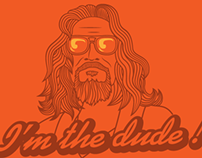 The big lebowski // I'm the dude