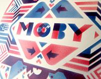 Moby Poster (Decibel Festival)