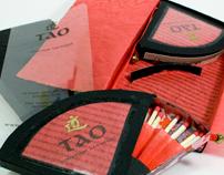 TAO Matchbooks