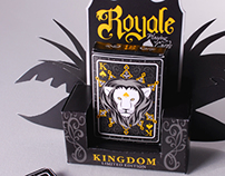 Royale Playing Cards Package & Display Design