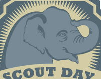 Scout Day at the Houston Zoo