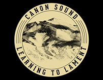 Design // Canon Sound Album Cover