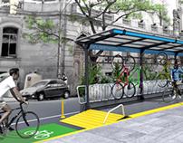 Cicloestación/Cyclestation