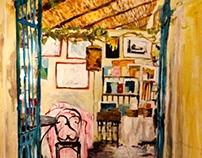 La Libreria sull'Isola di Stromboli