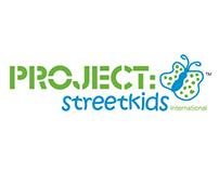 Project: Streetkids International Marketing Materials