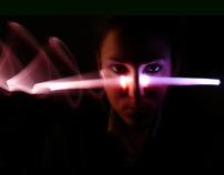 LED Felt Thee