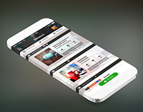Behance Redesign Concept..