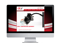 DC Electronics Website