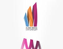 Al-AWJ Media Logo