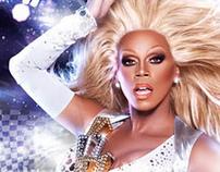 Logo TV - RuPaul's Drag Race Season 3 Art Direction