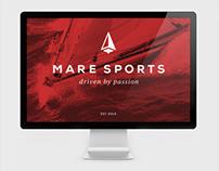 Mare Sports Branding