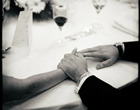 Black and white wedding photos 2 Boda blanco y negro