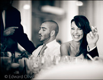 Black and white wedding photos 5 Boda blanco y negro