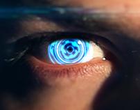 Futuristic Eyes