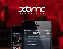 XBMC Remote App Redesign