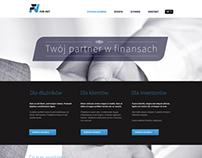 Business website Concept